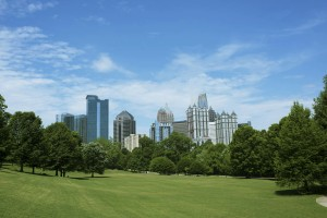 Atlanta Piedmont Park Reduced